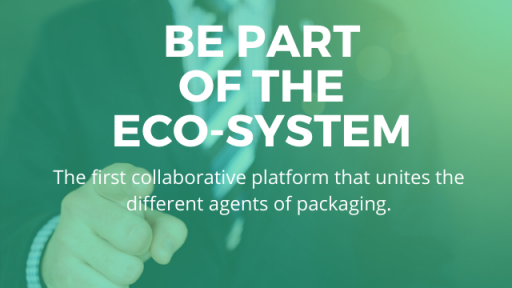 THE ECO-SYSTEM, the first collaborative platform for the packaging industry