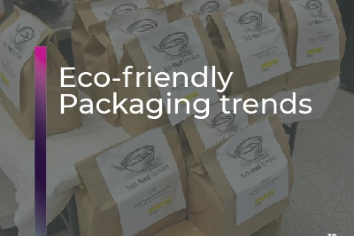 New eco-friendly trends for packaging design