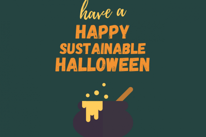 3 tips for a more sustainable Halloween